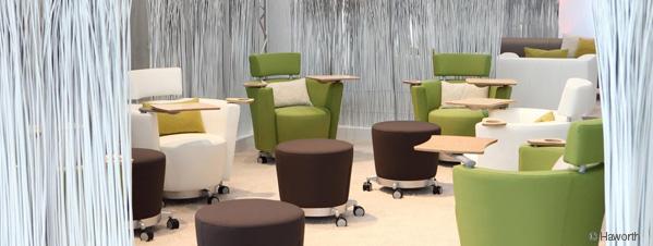 Espace dtente pour bureaux sur montpellier ab structures for Amenagement espace detente entreprise